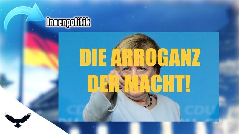 Merkels Forderungen im Bundestag