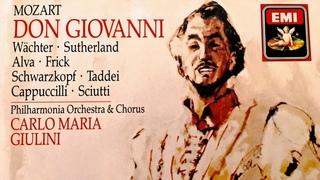 Mozart - Don Giovanni Opera + Presentation (E.Wächter - reference recording : Carlo Maria Giulini)