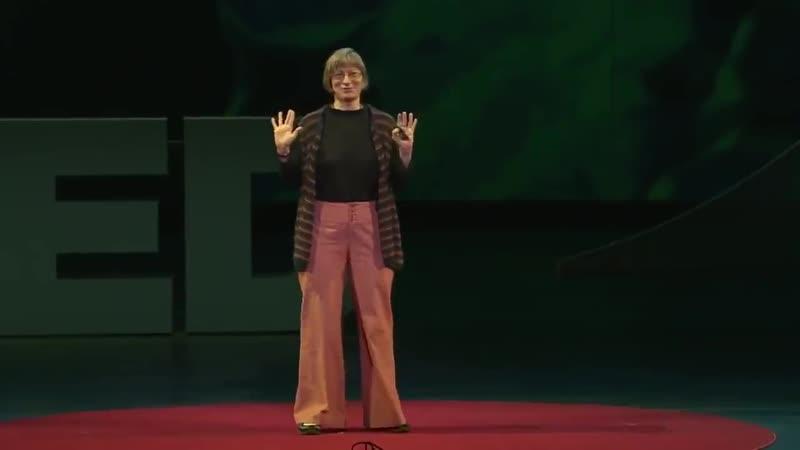 ЧТО МЫ НЕ ЗНАЛИ ОБ АНАТОМИИ ПЕНИСОВ - Диана Келли - TED на русском