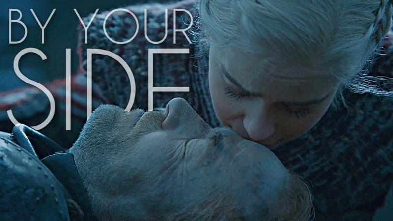 ► daenerys jorah by your side 8x04
