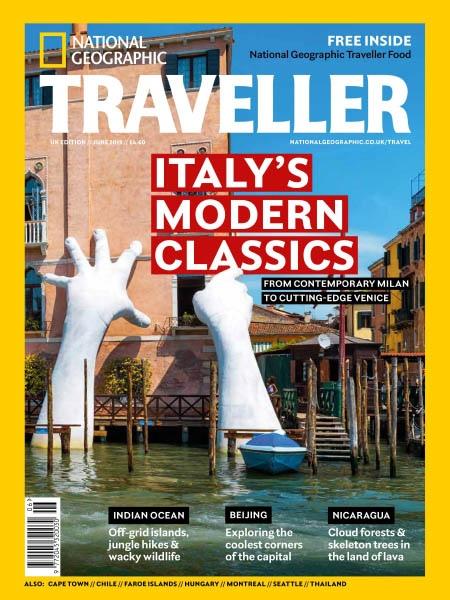 National Geographic Traveller UK 06.2019