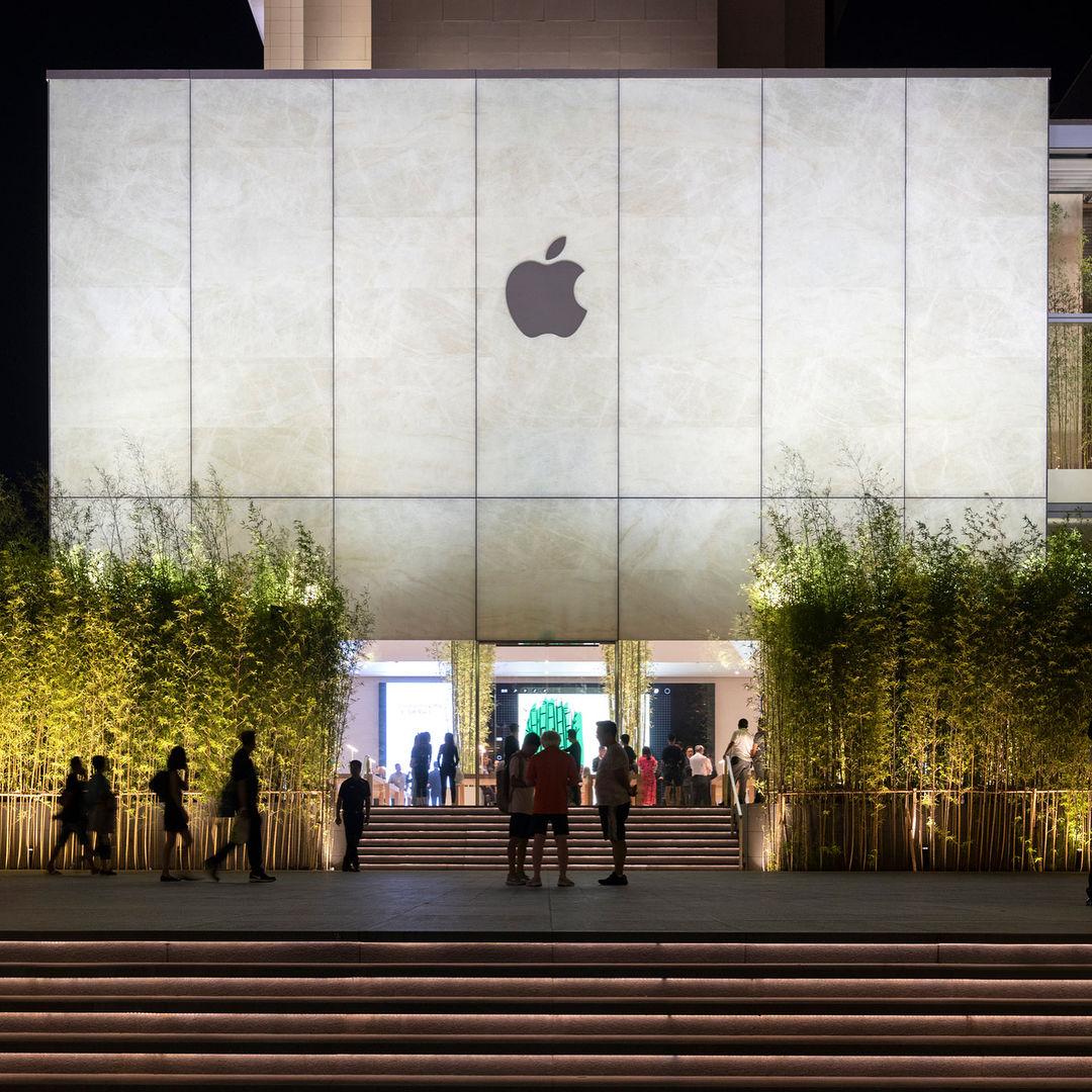 Apple Cotai Central Store / Китай