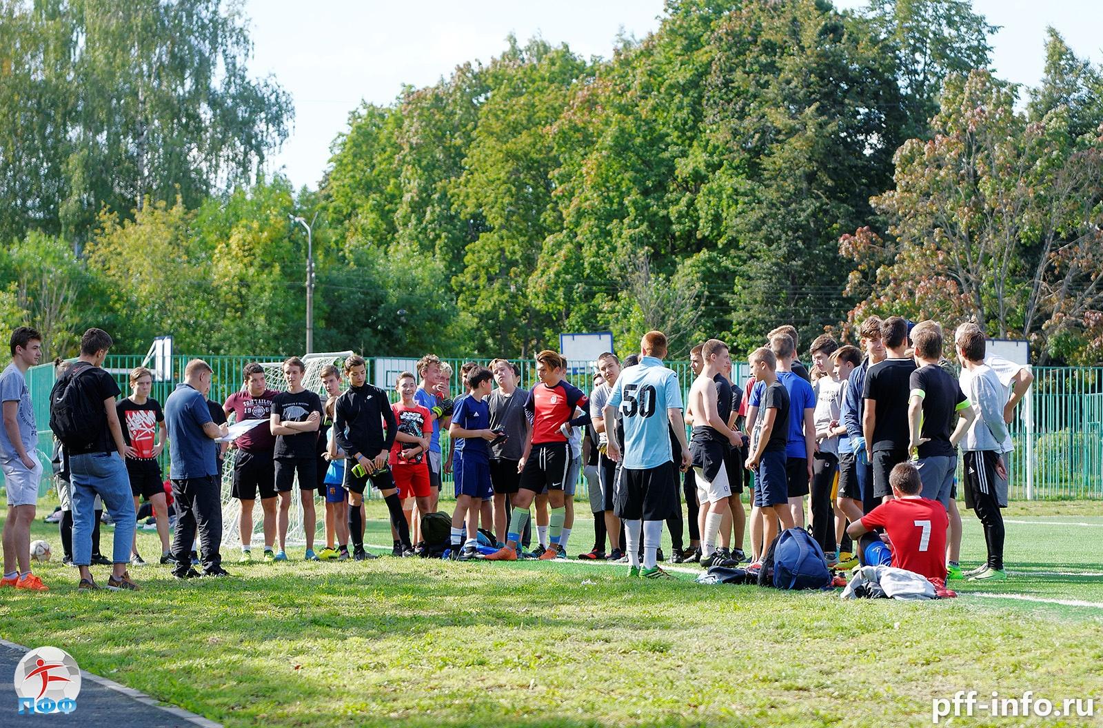 Короли дворовых площадок: завершение летнего футбольного сезона