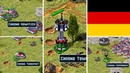 Red Alert 2 Mod REBORN Special Buildings and Units of Germany