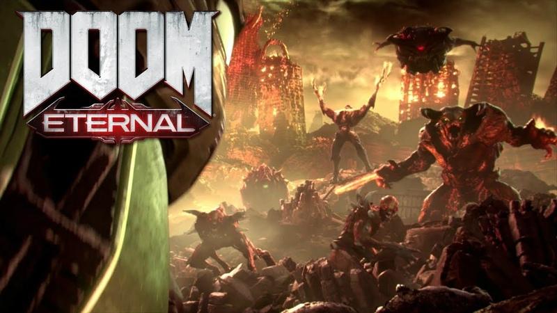 В поисках последнего жреца ➤ Максимальная сложность ➤ Doom Eternal 5