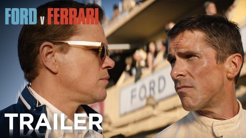 FORD v FERRARI Official Trailer 2 HD 20th Century FOX