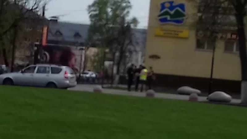 08 09 2019 г Сергиев Посад пикет бездельницы