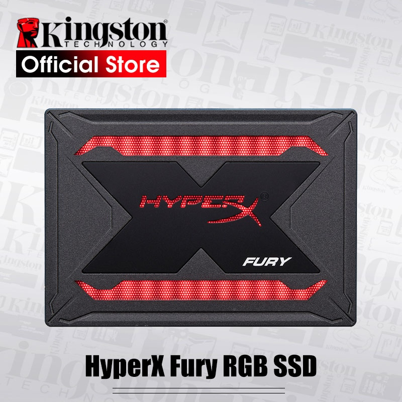 HyperX FURY RGB SSD
