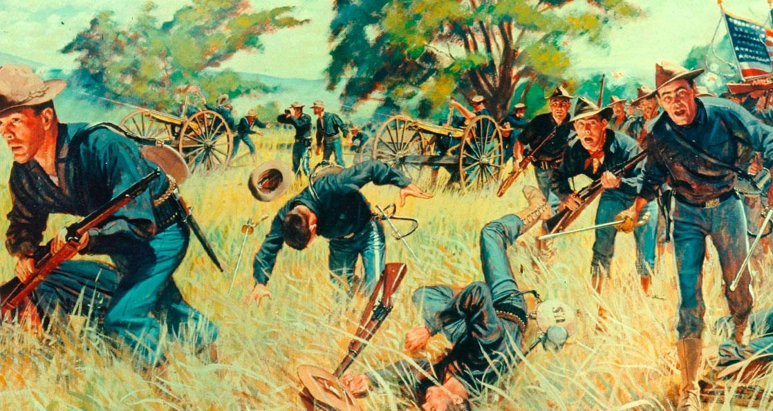 Война с Испанией
