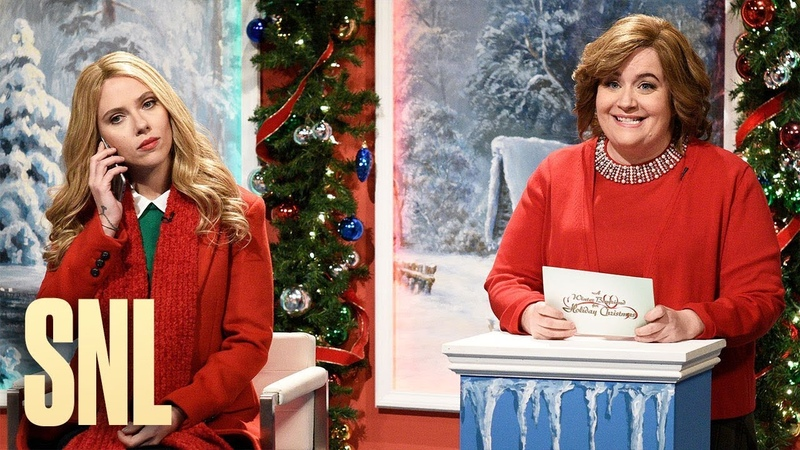 Hallmark Dating Show - SNL