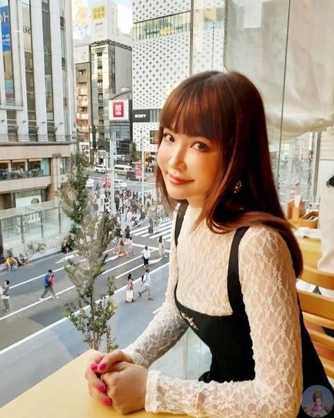 ISA HIRAO  48-летняя модель из Японии