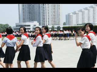 Реальная жизнь в Северной Корее / Ложь и правда Ким Чен Ына  The Люди Часть 1