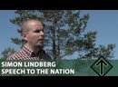 Speech to the Nation: The Nordic Resistance Movement's Sweden – 2028 (English subtitles)
