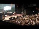 Фанат зажёг фаер на концерте PHARAOH'A Cold Siemens Saint Pe 30 11 2016 ТННП ищи вк