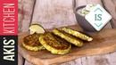 Zucchini fritters-noimatiki | Akis Petretzikis Kitchen