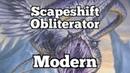 Scapeshift Obliterator Modern MTGO
