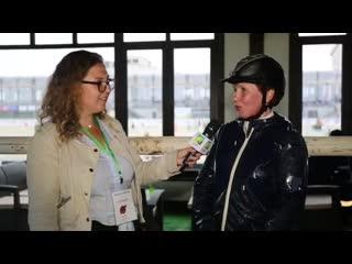 Наталья Симония о выступлении в первом маршруте Токийского тура