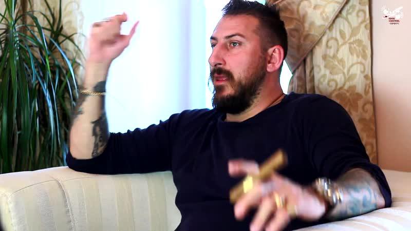 Сифу Игорь Туник Интервью с Данило Росси