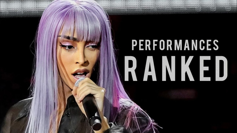 Bilal Hassani | Classement Des Performances | Performances Ranked