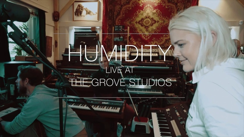 Natalie Slade 'Humidity' Live At The Grove 2019