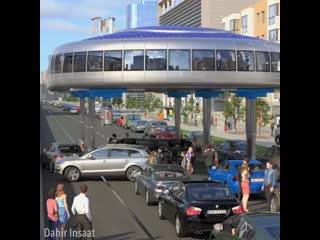 Транспорт будущего.