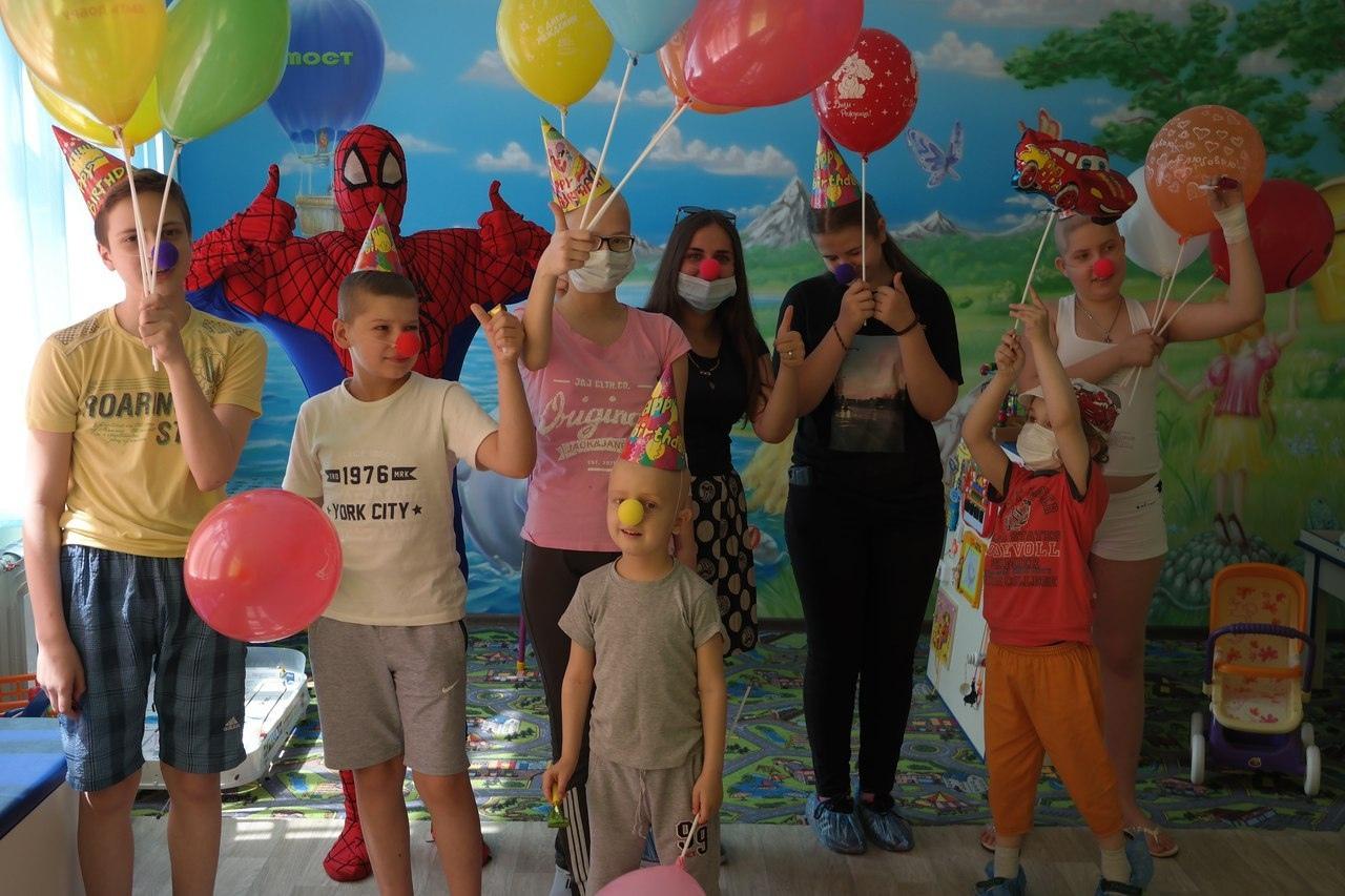 День рождения Артема Падусенко