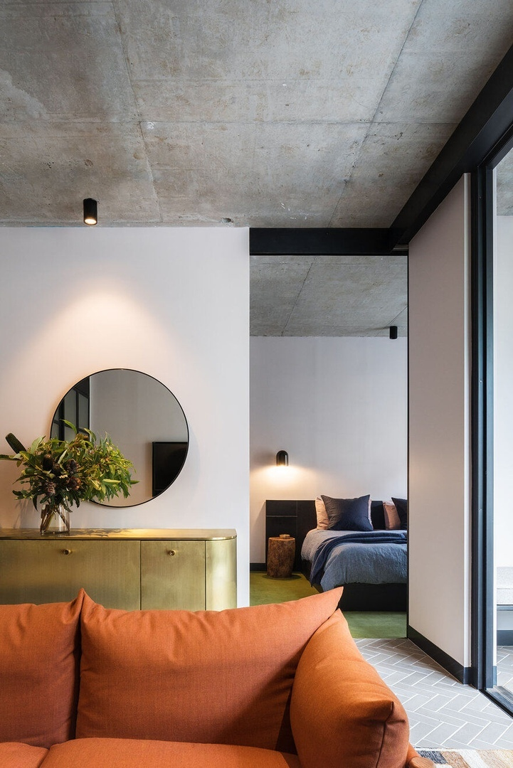 Paramount House Hotel Designed by Breathe Architecture in a 1930s Brick Warehouse