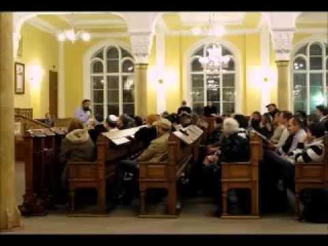 Отрывок лекции в С Петербургской хоральной синагоге