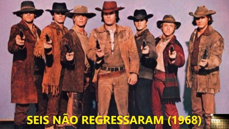 Seis Não Regressaram 1968 James Caan Harrison Ford Filme Completo Legendado
