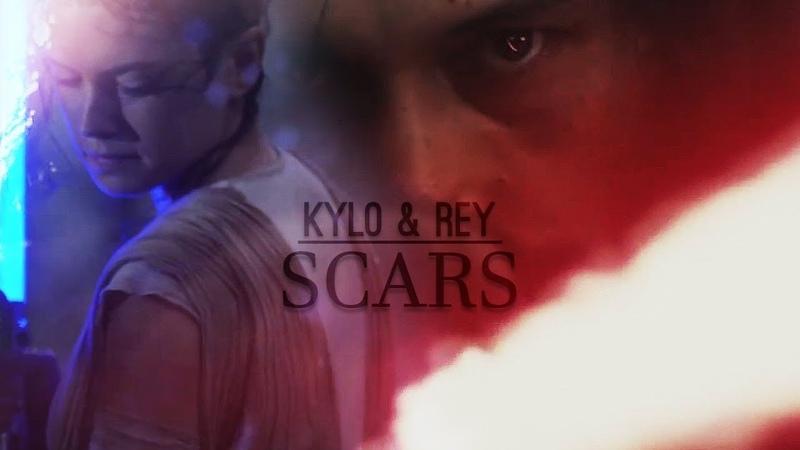 Kylo Rey | Scars (tlj spoilers)