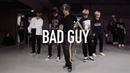 Bad guy Billie Eilish Koosung Jung Choreography with THE BOYZ