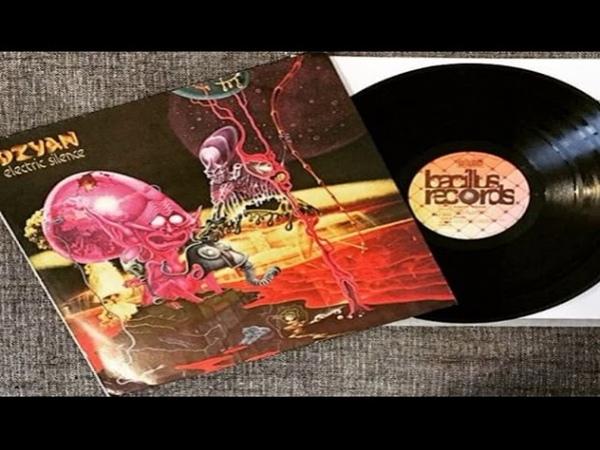 Dzyan Electric Silence 1974 Krautrock Jazz Rock Experimental