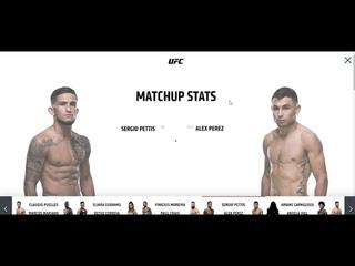 Прогноз MMABets UFC on ESPN+ 17: Петтис-Нэм, Морейра-Крейг. Выпуск №165. Часть 2/6