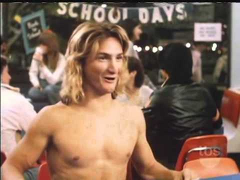Fast Times at Ridgemont High Deleted Scene - Spicoli talking about Mick Jagger