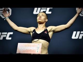 Официальное взвешивание участников турнира UFC 237: Намаюнас - Андраде