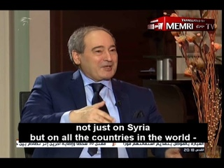 Syrian Deputy FM: Syria Has the Right to Employ Armed Struggle to Liberate Golan Heights