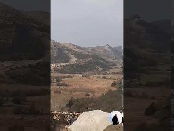 SYRIAN ARMY'S FOOTAGE FROM KABANI AXIS IN LATAKIA COUNTRYSIDE 🇸🇾✌