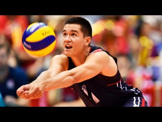 The best volleyball setter in the world micah christenson