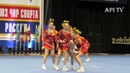 Надежда - Nadezhda - Чирлидинг - Cheerleading- Чемпионат России по чир спорту 2020