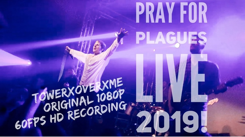 Bring Me The Horizon Pray For Plagues live at The Dome, London 2019 WarchildBrits week