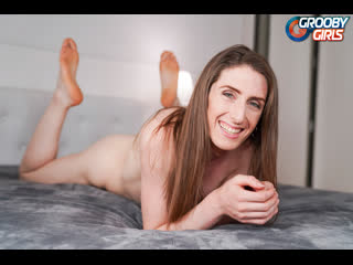 {groobygirls} sunny shines awesome cumshot [big dick, transsexual, shemale, tranny, solo, lingerie, cum, 720p]