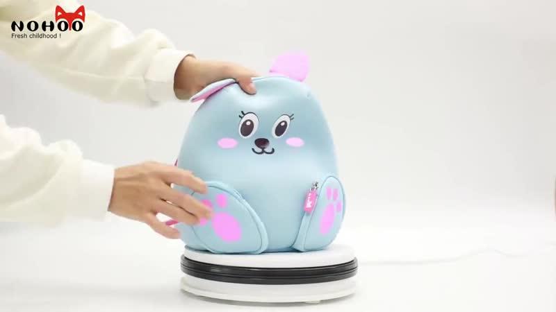 Неопреновый рюкзак в виде зайца