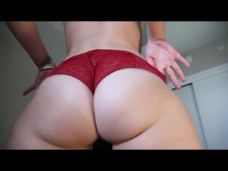 Ashley alban - bbw pawg big ass booty butts ass shaking twerk ass play big legs big thigh close up dildo anal