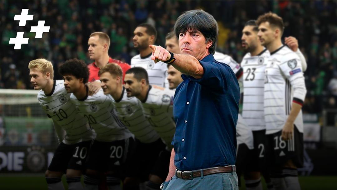 Германия снова топ. После позора на ЧМ-2018 Лев создал машину
