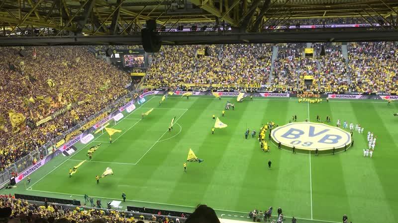 Borussia Dortmund Entrance