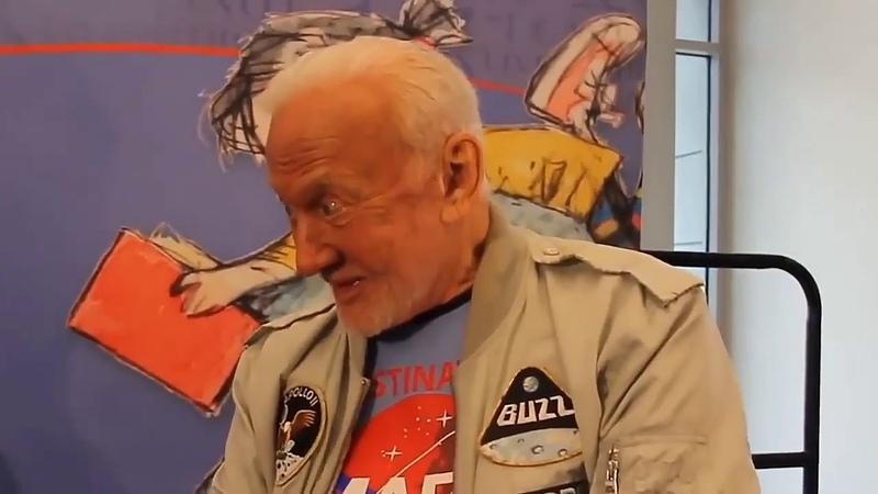 Fake Moon Landing Original Set Fototage Buzz Aldrin