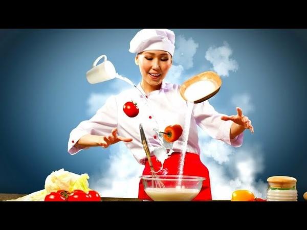 Кухня со Svetogoroм play #2 Печенка с картошкой и яблоком