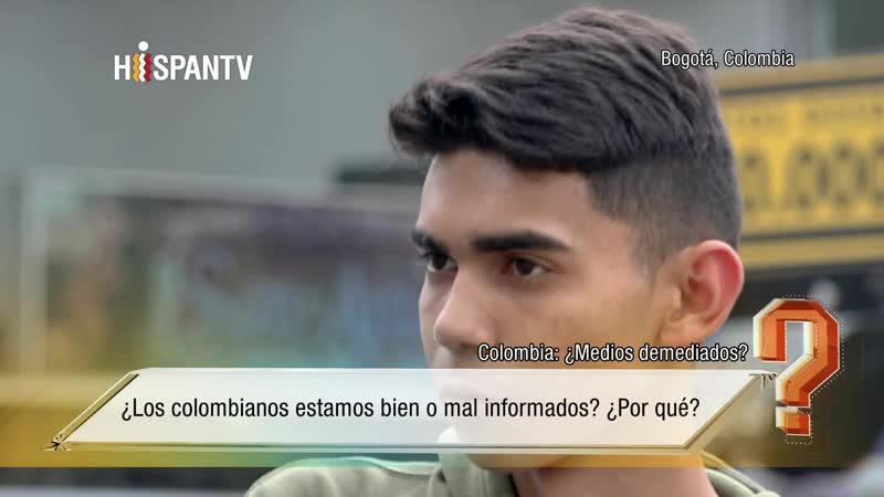 ¿Qué opinas Colombia ¿Medios demediados Parte 1