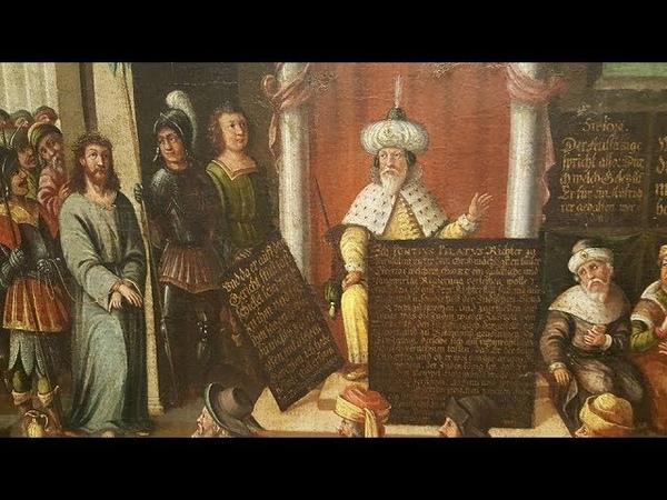 ч.7, Каролинги Ироды, а Христос последний Меровинг