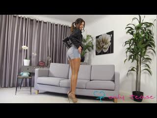 Sexy ass brunette abigail b sex foot erotica panties school teen young